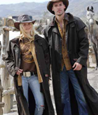 Westernbekleidung