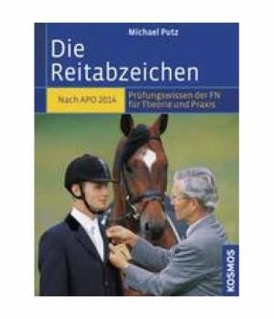Hippobook Die Reitabzeichen 2014