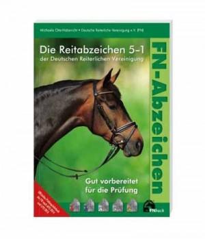 Hippobook FN Reitabzeichen 5-1