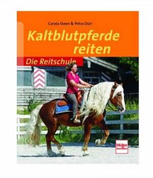 Hippobook Die Reitschule Kaltblutpferde reiten