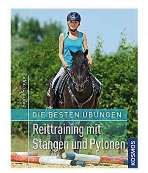 Hippobook Reittraining m.Stangen u.Pylonen
