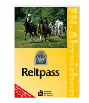 Hippobook FN Deutscher Reitpass