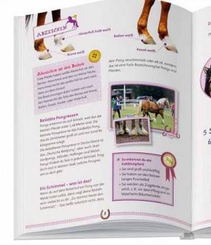 Hippobook Meine ersten Reitabzeichen Stufe 10-7