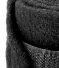 Waldhausen Bandagen Fleece Set Shetty - schwarz