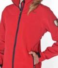 Kingsland Jacke Softshell Damen Classic Sale - rot