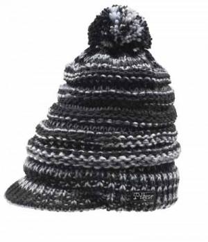 Pikeur Mütze Multi-Colour m.Bommel SP