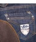 HKM Reithose D.Jeans Miss Blink SP.69,95 - blau braun