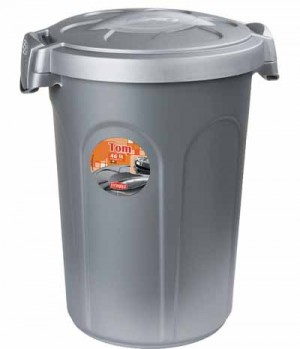Futtertonne Kunststoff 46 Liter