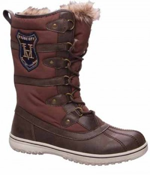 HV Polo Winterstiefel HV Polo Lederlook SP