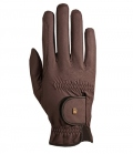 Roeckl Reithandschuhe ROECK Grip - mocca