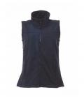 Textil Weste Softshell  Women - blau