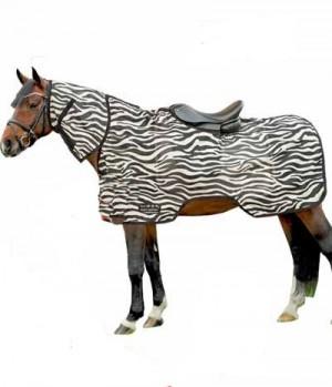 HKM Fliegenausreitdecke Zebra Sale