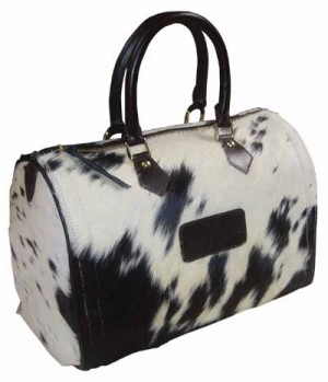 HV Polo Tasche Hairy Natural Kuhfell SP.115,-