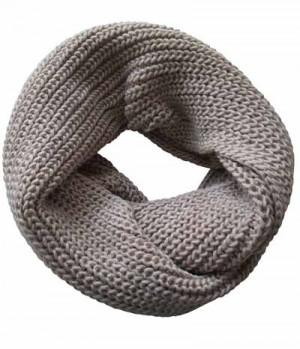 USG Loop Schal gestrickt uni