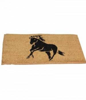 Waldhausen Fußmatte Kokos mit Pferd
