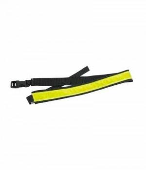 Reflex Leuchthalsband  m.Plastikverschlu