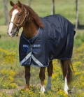 Horseware Turnoutdecke Amigo Bravo12  light 1200D - navy