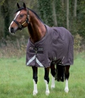Horseware Turnoutdecke Amigo Bravo12  light 1200D - schoko