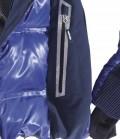Euro-Star Jacke ESX Travel mit vielen Funktionen - blau