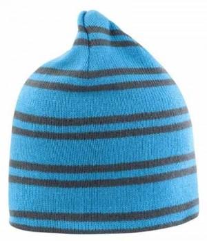 Mütze Beanie gestreift mehrfarbig SP