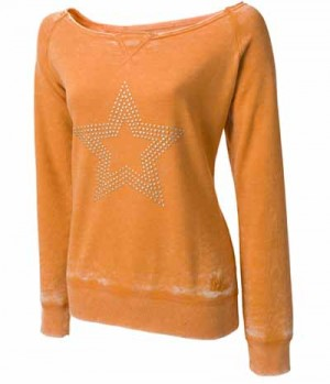 Pikeur Sweat Shirt Damen Sophie mit Stern Sale
