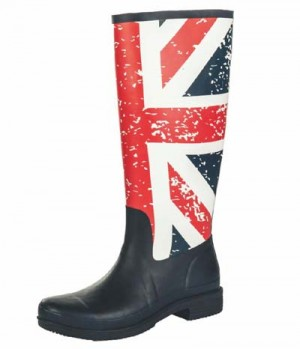 HKM Gummistiefel  UK Style wasserdicht SP