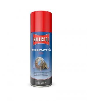 Klever Ballistol USTA Werskatt-Öl Rost