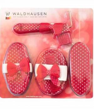 Waldhausen Putzset 5-telig Pünktchen