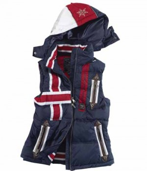 Euro-Star Weste Gwyneth Star Kollektion SP.49,95€