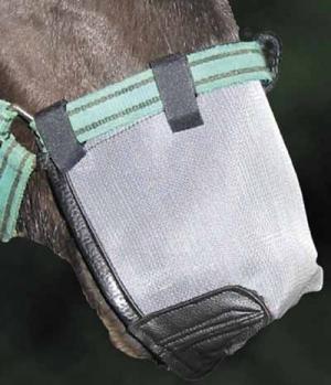 Inno Horse Nose Shade  Leder verstärk