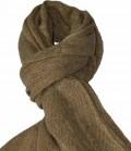 Esperado Schal Winter flauschig uni SP9,50 - camel