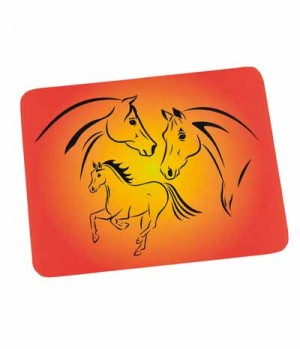 Happy Ross Mousepad 3 in 1 Bildschirmschutz für Not