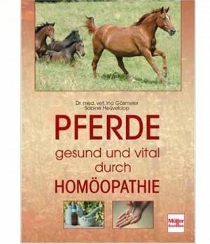Hippobook Pferde gesund und fit d.Homöopatie