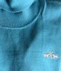 HV Polo Pullover Damen Nyomi Rolli  Sale - lagoblue