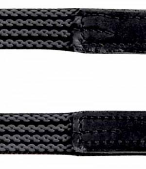 Waldhausen Island Zügel Leder gummiert 2cm breit