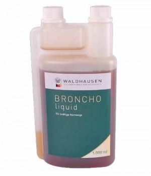 Waldhausen Broncho Liquid für die Atemwege
