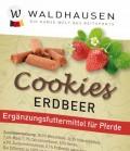 Waldhausen Leckerli Cookies - Erdbeer
