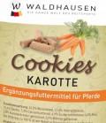 Waldhausen Leckerli Cookies - Karotte