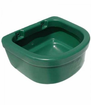 JFC Kunststoffprodukte Trog Kunststoff Wandmodell 15 Liter