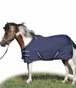 HKM Turnoutdecke m. Fleecefutter Pony