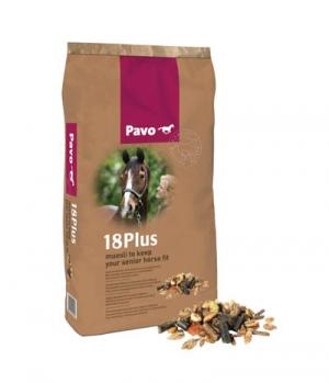 Pavo Pavo 18 Plus nass u. trocken zu füttern