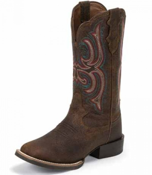 Justin Westernstiefel Justin Boots Buffalo