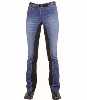 HKM Jodphurhose D.Jeans  Summer GB