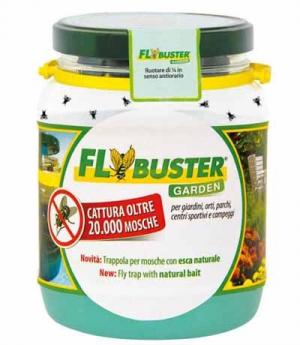 Fliegenfalle Garden Kunststoffbehälter
