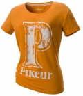 Pikeur Shirt Damen Rundhals Jana Sale - orange