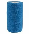 Kerbl Flex-Wrap Fixierbinde selbstklebend - blau