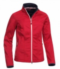 Waldhausen Jacke Softshell Nadine SP - chilirot