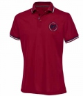 Pikeur Polo Shirt Dominik Unisex F/S´16 - redpepper