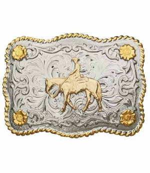 Westernwelt Buckle Pleasure eckig