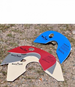 Barefoot Barefoot Template-Set Schablonen